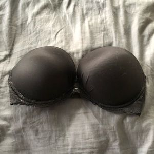 Fabulous strapless bra Victoria's Secret